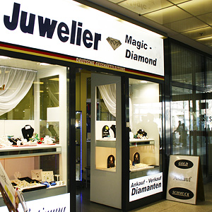 Juwelier Magic Diamond